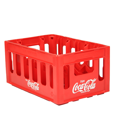 200ml Coca Cola Crate - 1