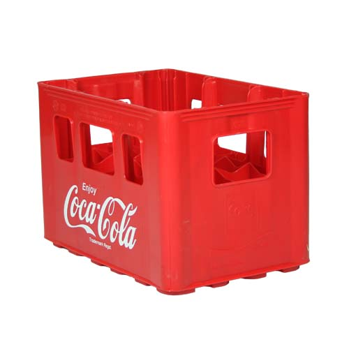 300ml Coca Cola Crate - 1