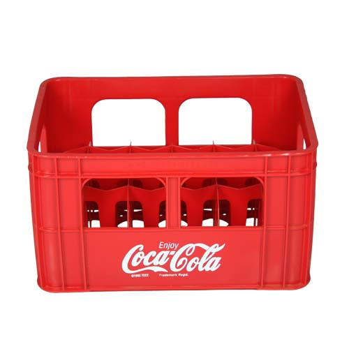 500ml Coca Cola Crate - 2