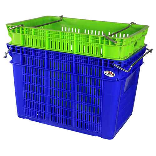 Nestable Fruit Crate - 3