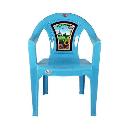 Chair 001 - Blue Bird (A)