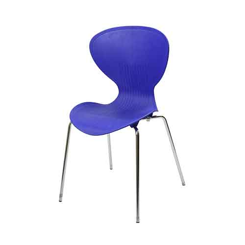 tulip-chair-blue-side