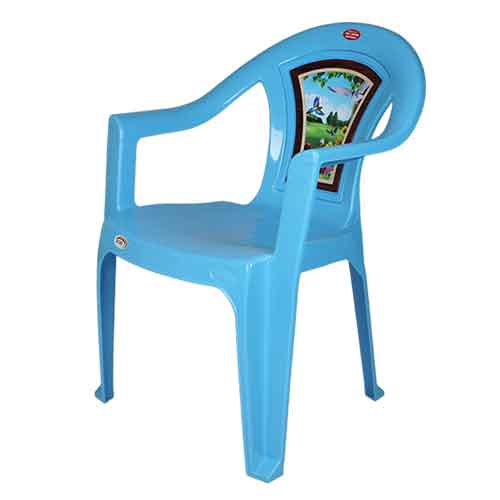 Chair 001 - Blue Bird (B)