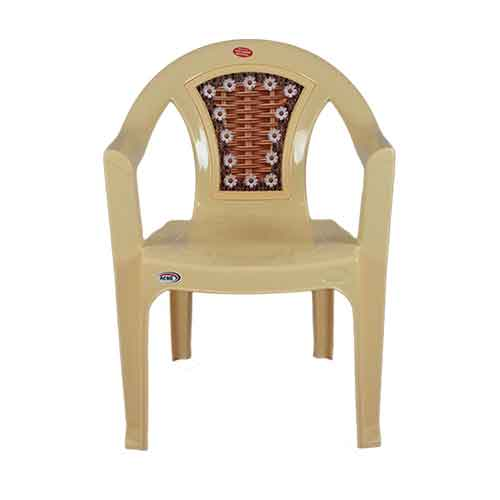 chair-daisy-cream-front