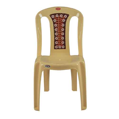armless-chair-daisy-cream-front