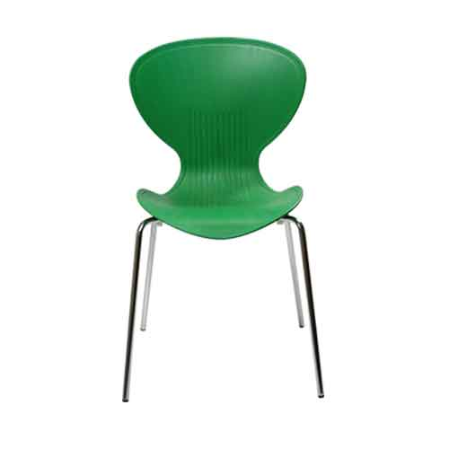 tulip-chair-green-front