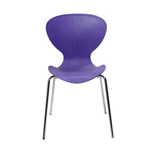 tulip-chair-purple-front