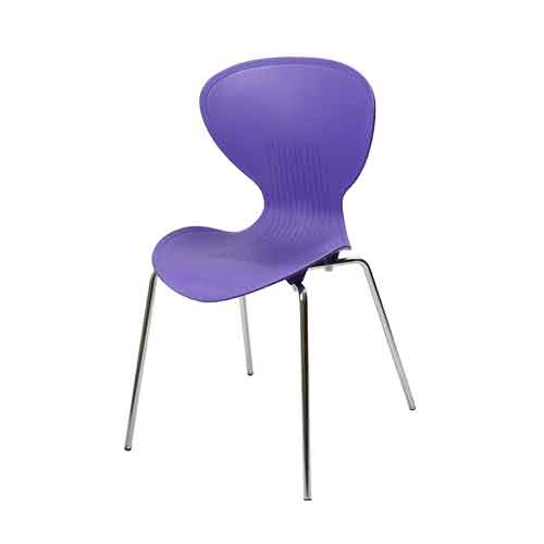 tulip-chair-purple-side