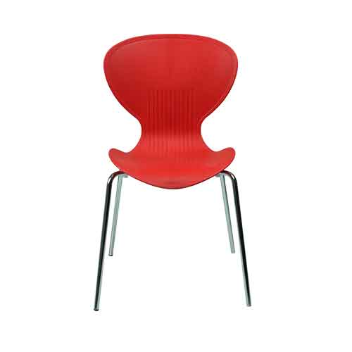 tulip-chair-red-front