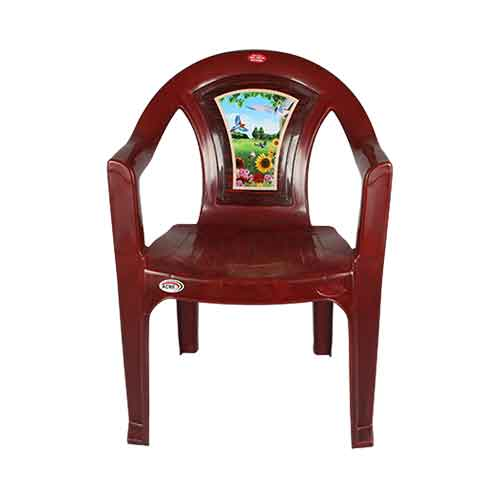 Chair 001 - Rosewood Bird (A)