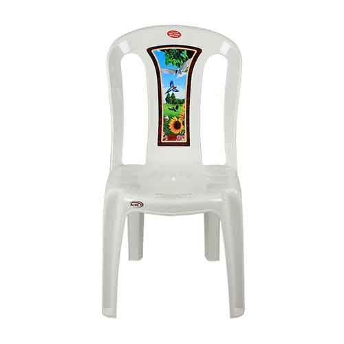 armless-chair-front-white-front