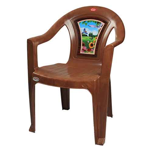 Chair 001 - Rosewood Bird (B)