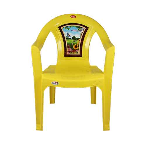 Chair 001 - Yellow Bird (A)