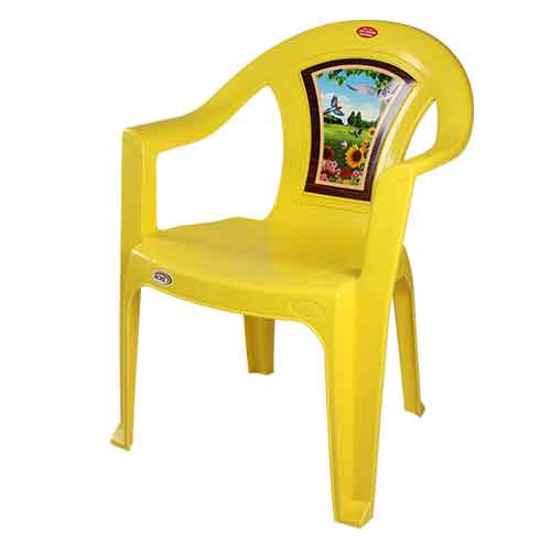 Chair 001 - Yellow Bird (B)