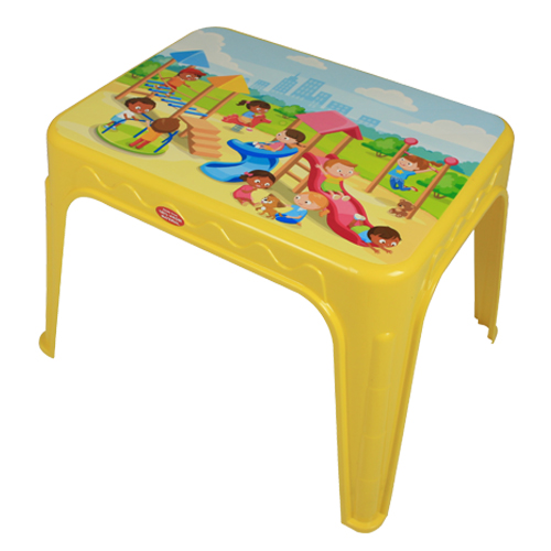 Regtangular PLAYGOUND table