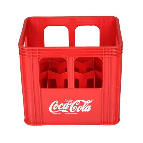 1L Coca Cola Crate - 2